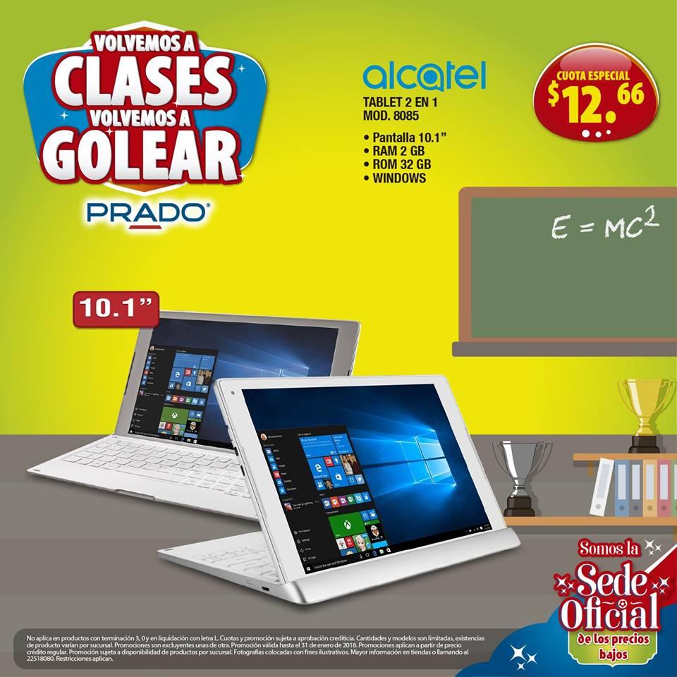 Computadoras y Tablets para hacer tus tareas en el 2018
