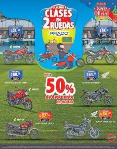 PRADO sede odicial de motos HONDA y HERO