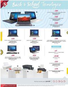 SIMAN ofertas en computadoras BACK TO SCHOOL 2018