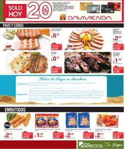 Los filetes y embutidos mas frescos en superselectos