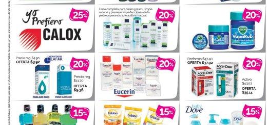 Precios en ofertas y medicinas surtidas SAN NICOLAS