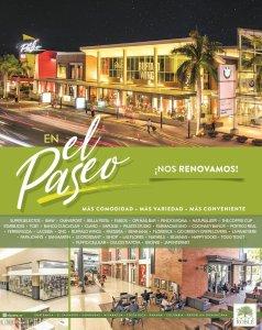 Renovacion de centro comercial el paseo 2018