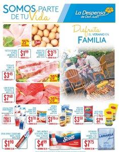 Viernes de ofertas en LA DESPENSA de DOn Juan - 23feb18