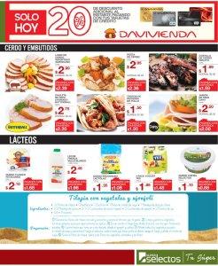 Carnes y embutidos de calidad miercoles super selectos - 14mar18