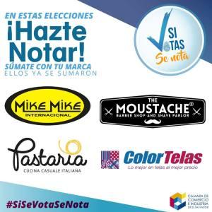 Promociones de la camara de comercio si votas