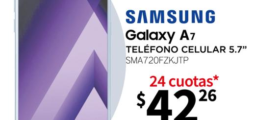 ofertas de verano radio shack smartphone samsung galaxy a7