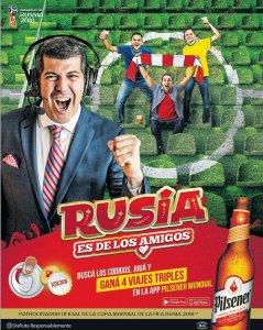 Promocion viaja al mundial de futbol rusia 2018 gracias a pilsener