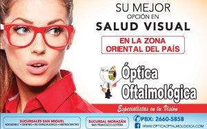 soluciones de vision oftalmologica el salvador