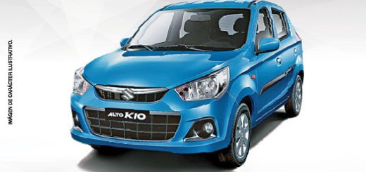 suzuki motors ALTO K10 atuto compacto y economico