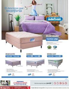 INDUFOAM camas con descuentos en siman sv