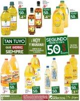 Los aceites de cocina con 50 off ahora lunes en superselectos