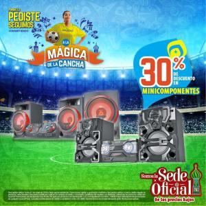 PRADO EQUIPOS DE SONIDO descuentos magicos de mayo 2018