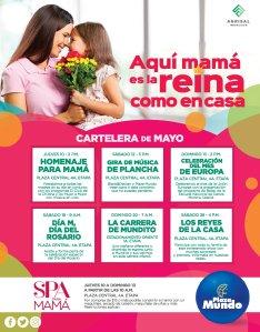 SEMANA de mama 2018 en plaza mundo soyapango