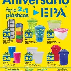 TODO la tienda EPA con ofertas de ANIVERSARIO 2018 - mayo