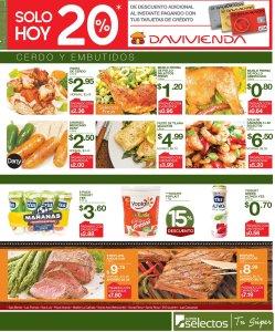 Descuentos en los supermercados este miercoles 11jul18