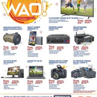 Precios super WAO en productos GEEK de TIendas RAF