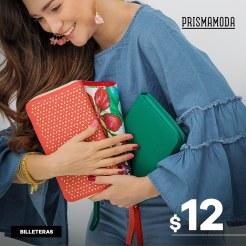 regalos ideales para ella billeteras prisma moda