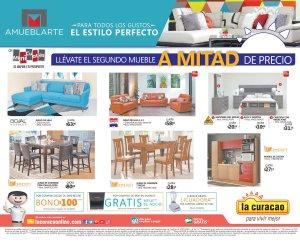 SEGUNDA compra de muebles a MITAD de precio en LA CUrACAO agosto 2018
