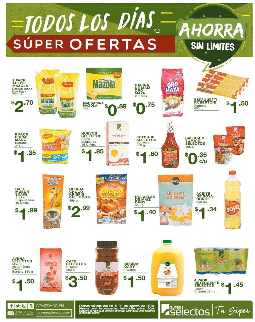 Super ofertas del dia martes 28ago18