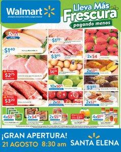 Walmart ofertas prodcutos frescos 18ago18
