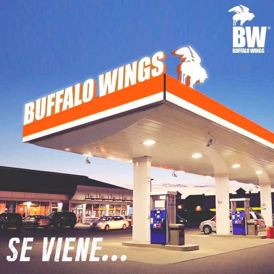 algo innovador se viene en Buffalo Wings El Salvador