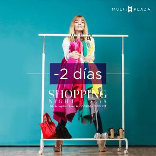 promociones shopping night 2018 en multiplaza el salvador