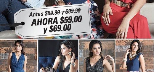 Vestidos de fiestas 2018 prisma moda el salvador