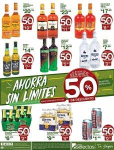 Ahorro en limites 50 off en bebidas 10nov18
