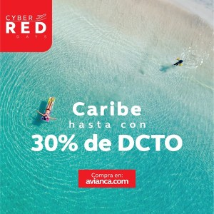 Avianca CARIBE Descuento black friday 2018