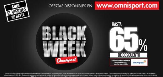 Catalogo ofertas online black friday 2018 OMNISPORT