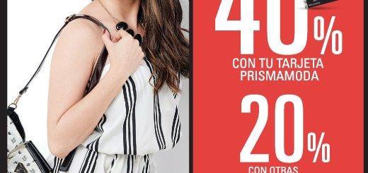 Ofertas Black Friday 2018 Prisma Moda 9 al 11 de noviembre