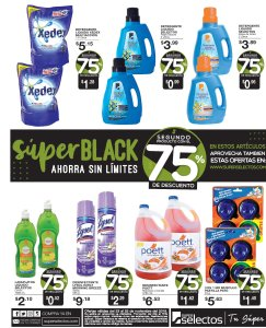 Super black 2018 de suprselectos hasta 75 off