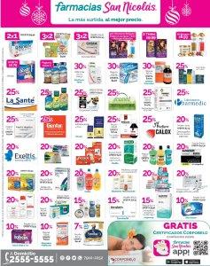 Ofertas Farmacias San Nicolas [Diciembre 2018]