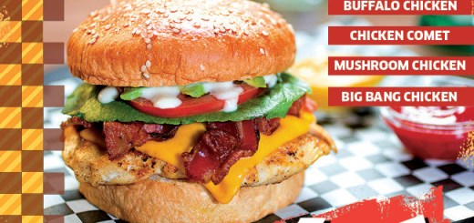 CHICKEN LOVERS BURGERS comer diner el salvador