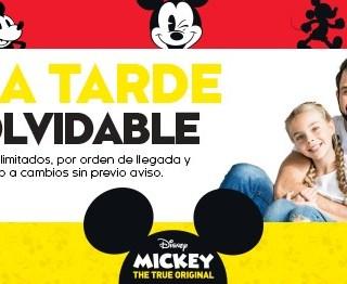 mickey mouse en el salvador 2019