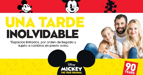 mickey mouse en el salvador 2019