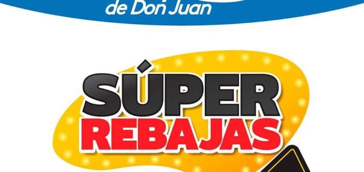 Catalogo de super rebajas black LA DESPENSA De dON JUAN