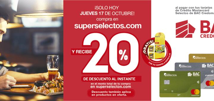 promociones online super selectos el salvador octubre 2019
