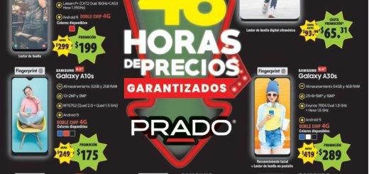 Almacenes PRADO black friday 2019 deals SMARTPHONES 08nov19