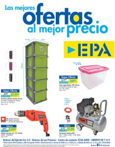 BEST prices homecenter EPA el salvador black november 08nov19