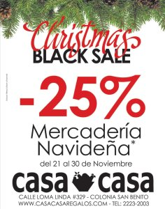 Mas rebajas de color BLACK (21.nov.19)