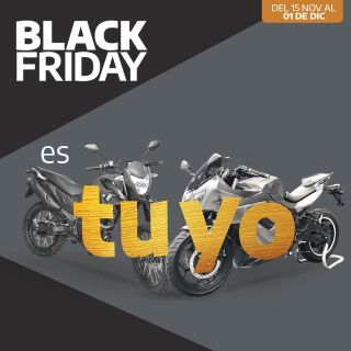 Catalogo de Motos La Curacao ofertas black friday 2019