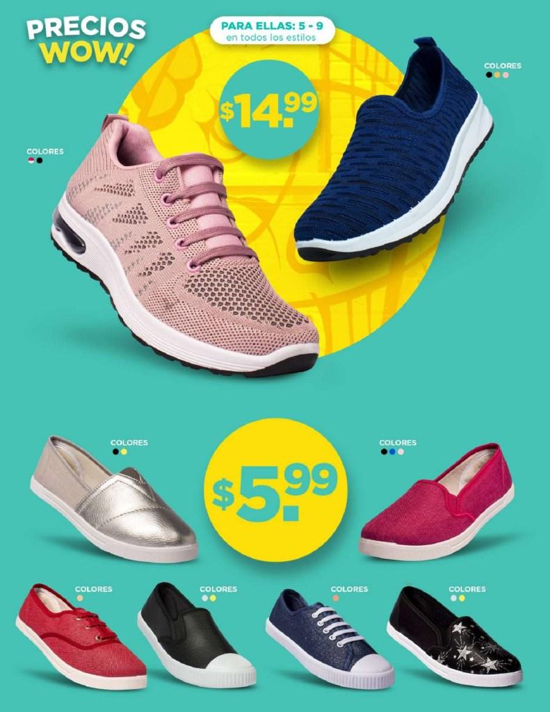 Catalogo tiendas par2 el salvador calzado zapatos