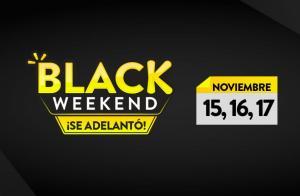 Se adelantó BLACK WEEKEND 2019 de Tiendas Walmart SV