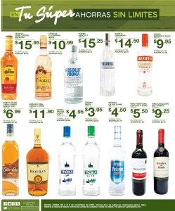 Super DRINKS savings to november black 2019