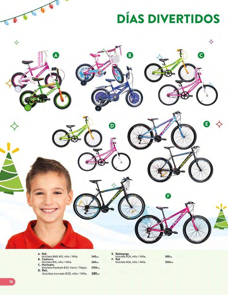 Bicicletas WALMART el salvador Navidad 2019