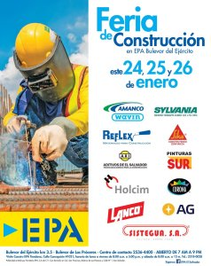Feria de Construcion, Arquitectura e Ingenieria (EPA)