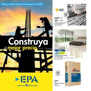 EPA Folleto materiales de construccion (enero 2020)