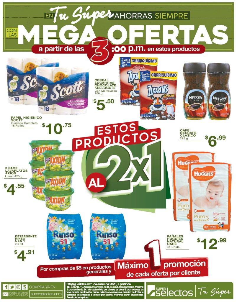 Hay-promociones-2x1-en-super-selectos-ofertas-viernes-31ene2020