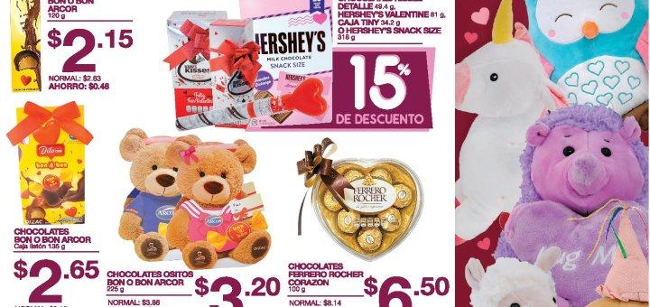Descuentos-san-valentin-regalos-super-selectos-peluches-chocolares-y-postres